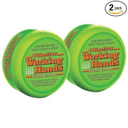 $9 O'Keeffe's 3.4oz Working Hands Jar 2-pack Amazon Prime