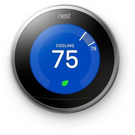 Nest Learning Thermostat (3rd Generation) - T3007ES $209.99 + Free Shipping
