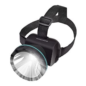 urlhasbeenblocked LED Flashlight Hunting Headlamp 2600 feet lighting distance $16.99 AC @ Amazon + FS PRIME