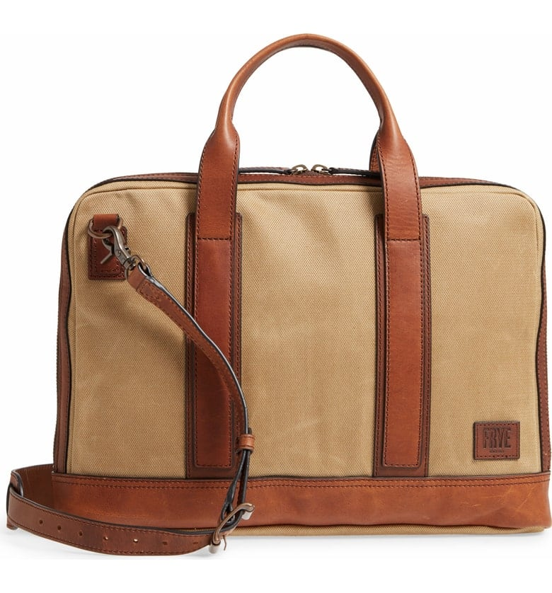 Frye Carter Slim Briefcase Amazon and Nordstrom $173.96 FS