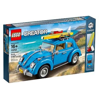 LEGO Creator Expert Volkswagen Beetle 10252 Construction Set (1167 Pieces) $69.99