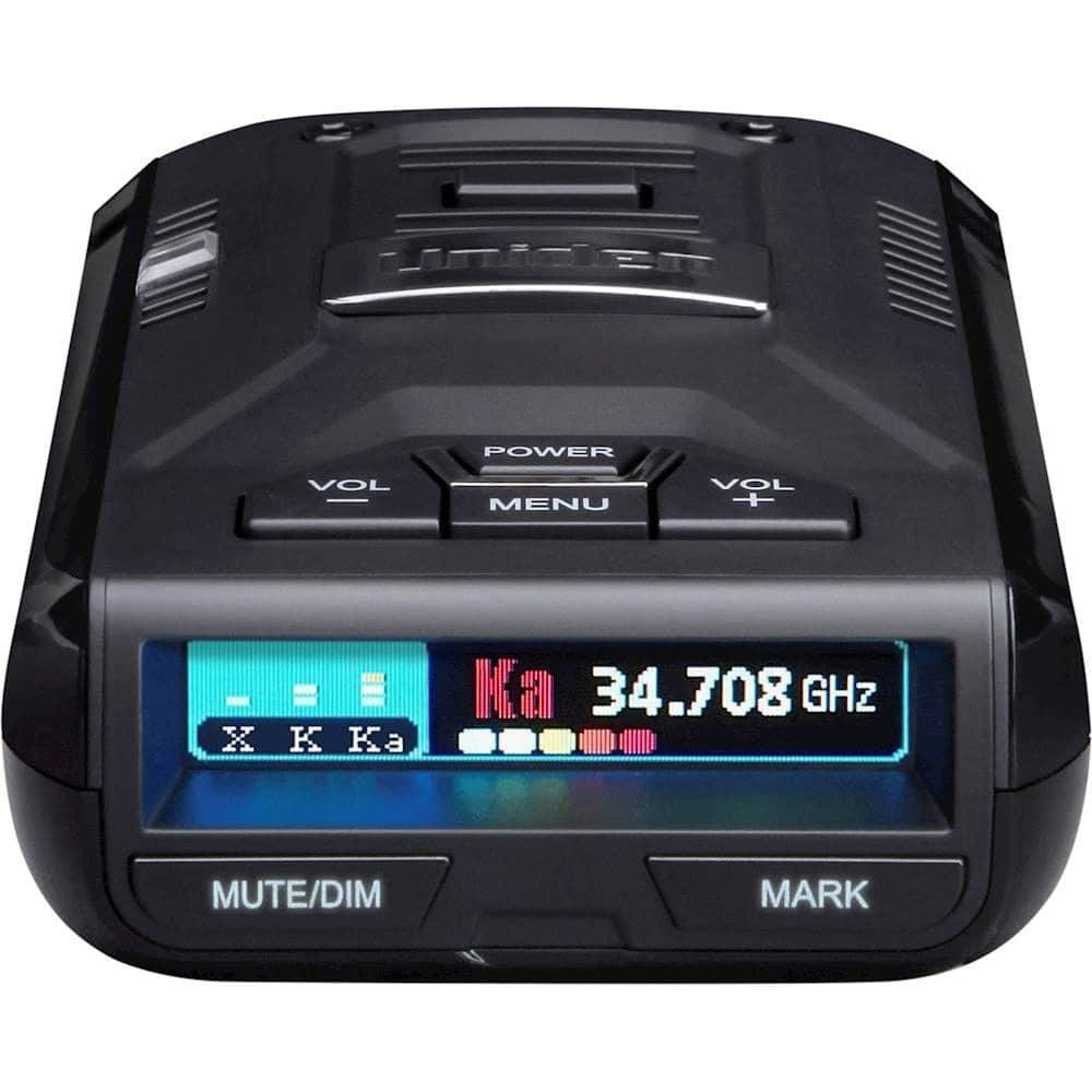 Uniden R3 360 Degree Long Range Radar/Laser Detector with Voice Alert & GPS - $340 @ eBay with coupon PMAY4TH