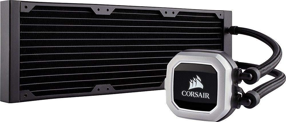 Corsair Hydro Series H150i PRO RGB AIO 360mm Liquid CPU Cooler $149.99