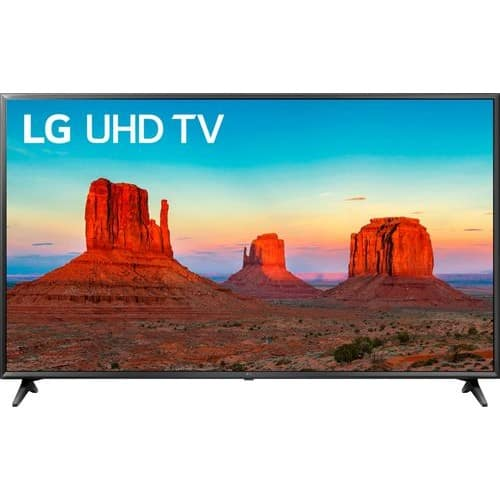 """LG 50"""" Class LED  2160p Smart 4K UHD TV with HDR $299.98"""
