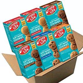 Enjoy Life Allergen-Free Cookies 15% off w/ Amazon S&S $14.92