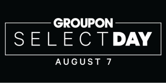 GROUPON SELECT: 50% off any item / voucher $30