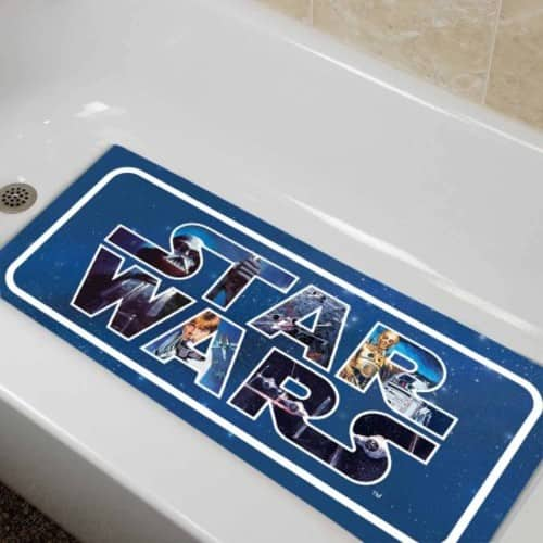 Star Wars Tub Mat and More on Clearance at Walmart - Store Pickup $2.50 YMMV