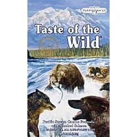 Amazon Deal: 30-lb Taste Of The Wild Dry Dog Food (Pacific Stream) $37.39 w/Free Shipping @ Amazon