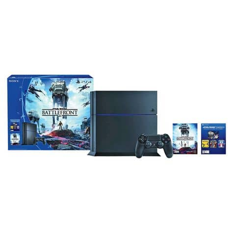 Star Wars Battlefront Playstation 4 (PS4) Bundle $239.99 at Shopko.com