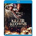 Killer Klowns From Outer Space (Blu-ray) $5 @Amazon, Walmart