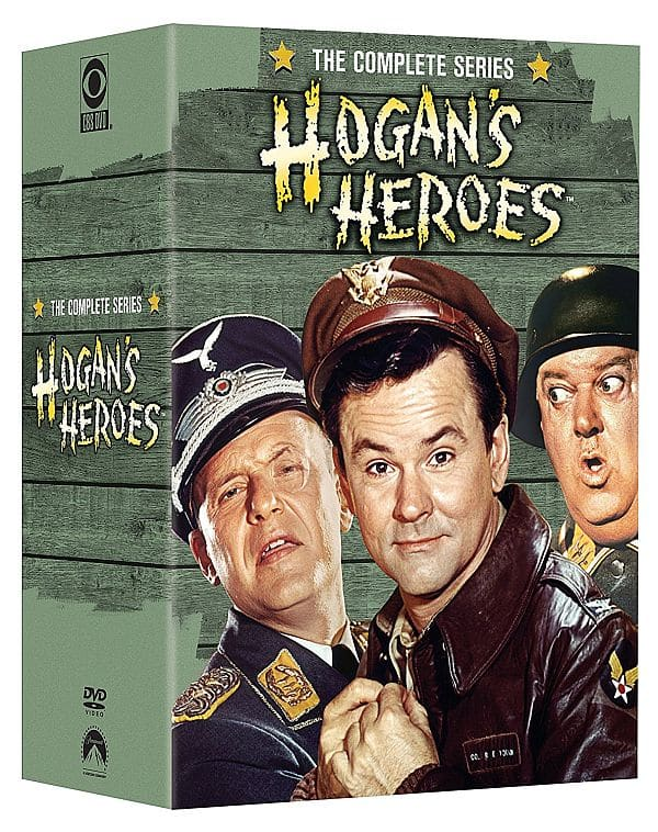 Hogan's Heroes: The Complete Series (DVD), $33.76 + FS @Amazon