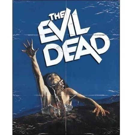 The Evil Dead Steelbook (Blu-ray) $7.90 @Walmart