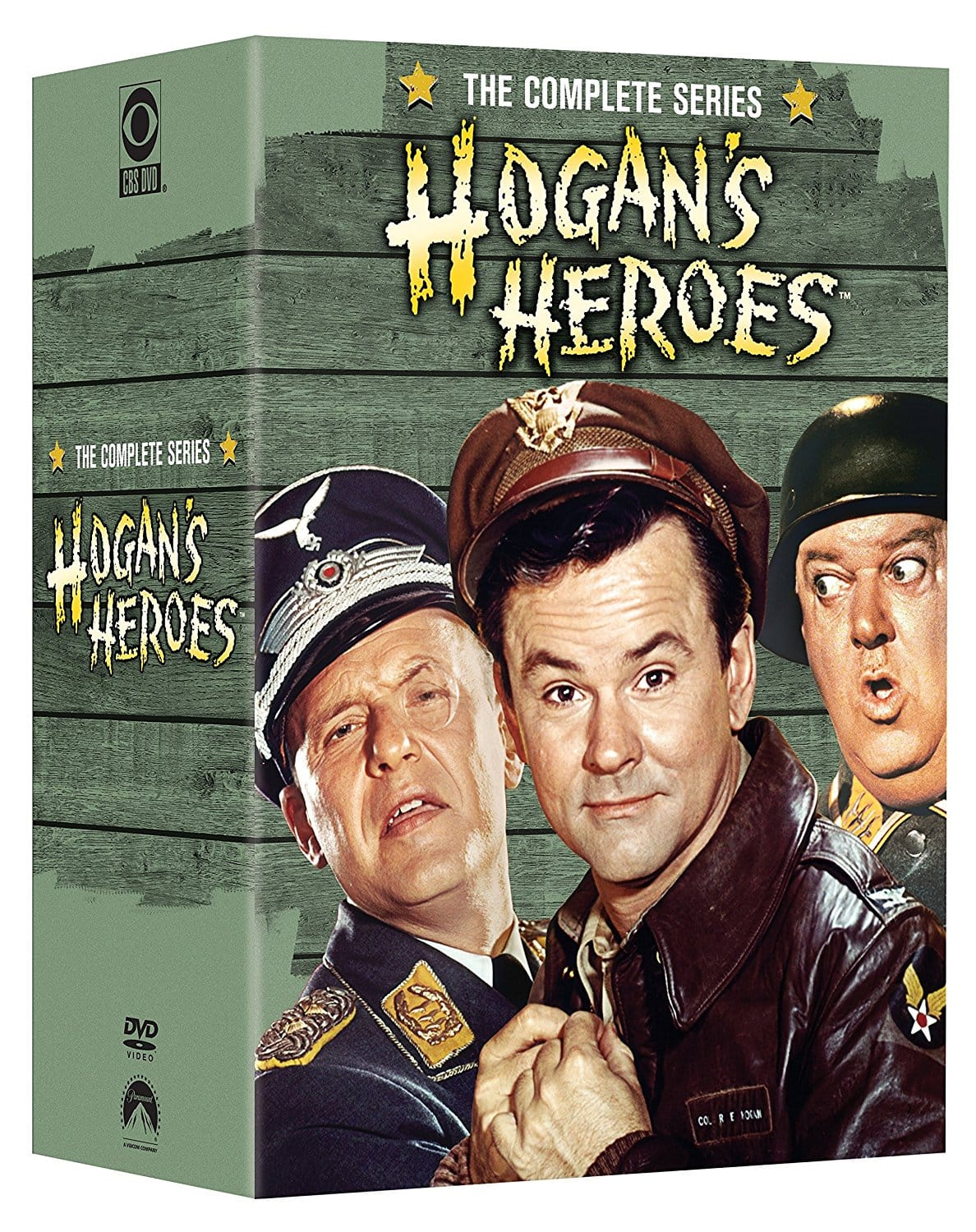 Hogan's Heroes: The Complete Series $32 @Amazon