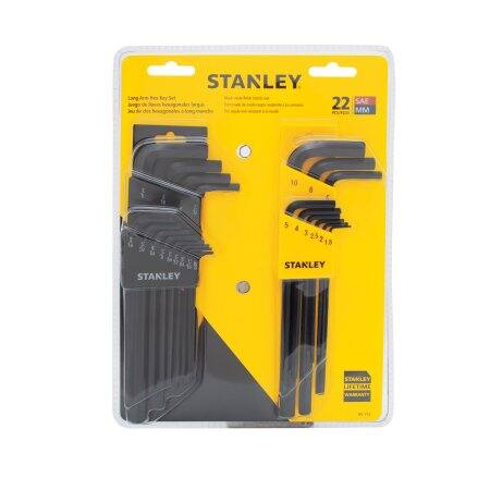 Stanley Hex Key Set $6.15 @Walmart