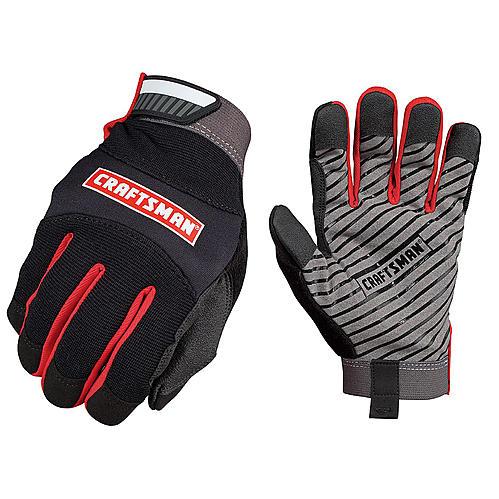 Craftsman Grip Gloves & Craftsman Heavy Duty Utility Gloves $5-$7 @Sears