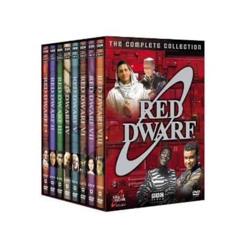 RED DWARF: The Complete Collection (DVD) $50 @Amazon + FS