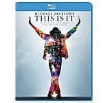 This Is It (Michael Jackson Blu-ray $1.97)