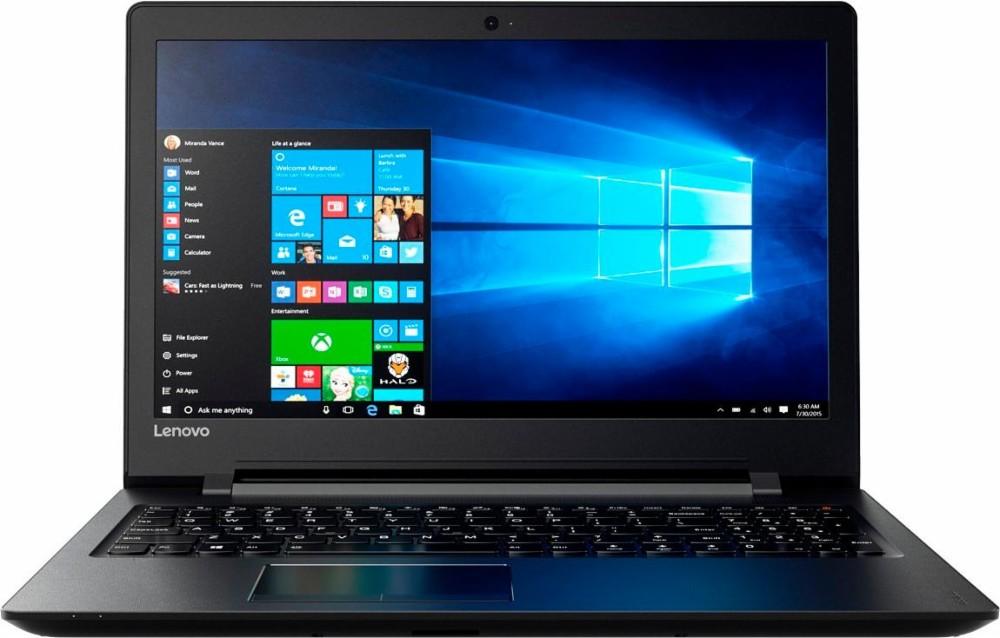 "Lenovo - 15.6"" Laptop - AMD A6-Series - 4GB Memory - AMD Radeon R4 - 500GB Hard Drive - Black $199.00"