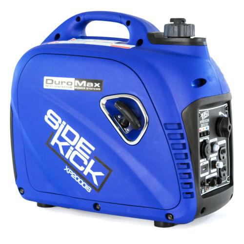 DuroMax XP2000iS 2000 Watt Digital Inverter Gas Powered Portable Generator $287.2