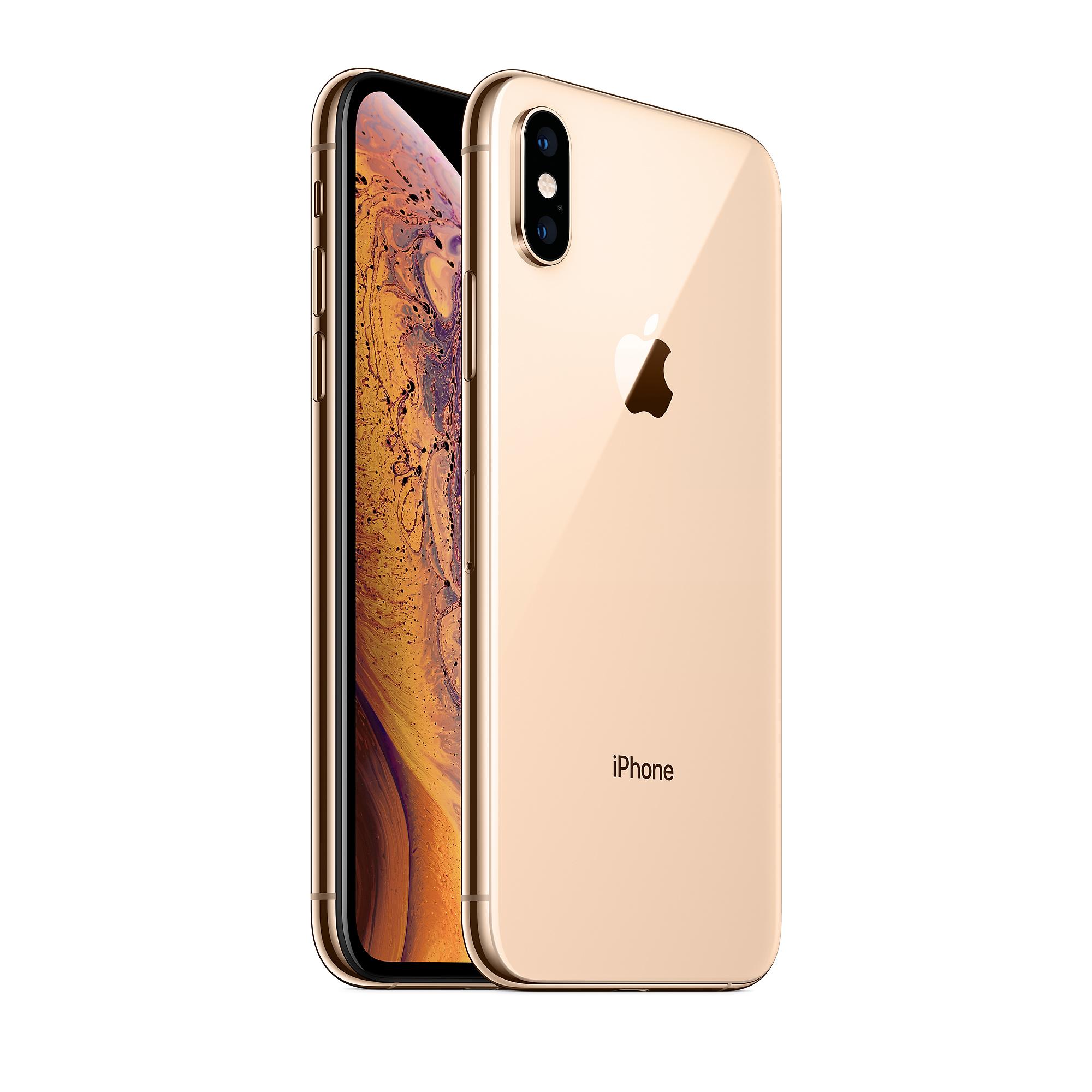 iPhone XS 256GB Gold $624