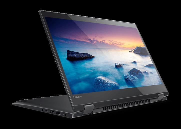 """Lenovo 2-in-1 Flex 15"""" Laptop (i7 8550U, 16 GB RAM (single), 512 GB SSD, FHD) $759.99"""