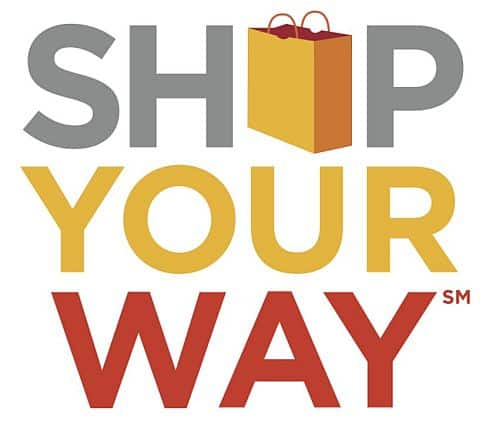 Shop your way sweeps instant win