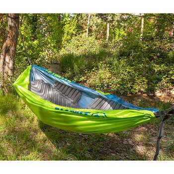 Klymit Traverse Hammock & V Sleeping Pad Bundle - $99.99 w/ free shipping at Costco