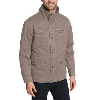 Costco Members: Levi's Men's Jacket $29.97