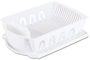 Sterilite Ultra Dish Drying Sink Set Pack of 6, Newegg 3rd Party,  $14.48