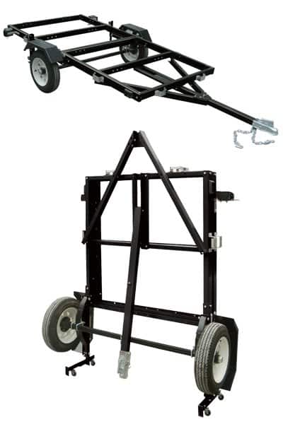 PSA: Harbor Freight Selling Trailers Again + Northern Tool