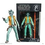 Greedo black series Star Wars on clearance $11.99 Kmart