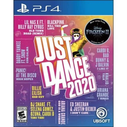 Just Dance 2020 for PS4 @ Target $17.99