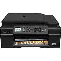Brother - Wireless All-In-One Printer MFC-J475DW for $59.99 + FS