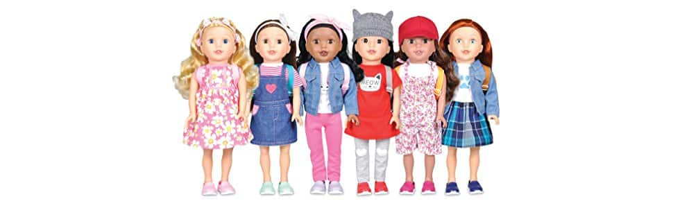 Bumbleberry Girls Dolls as low as $10.05