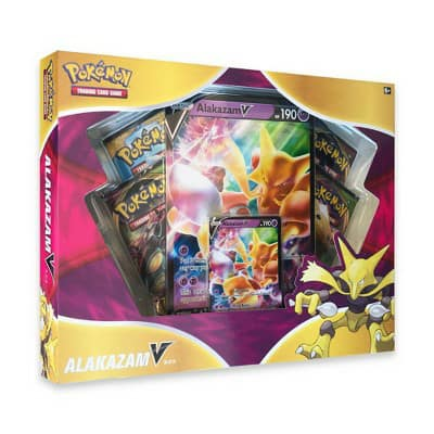 Pokemon Alakazam V Box : Target $16.14 W/Red Card F/S + 15% coupon (target circle toys) $16.14