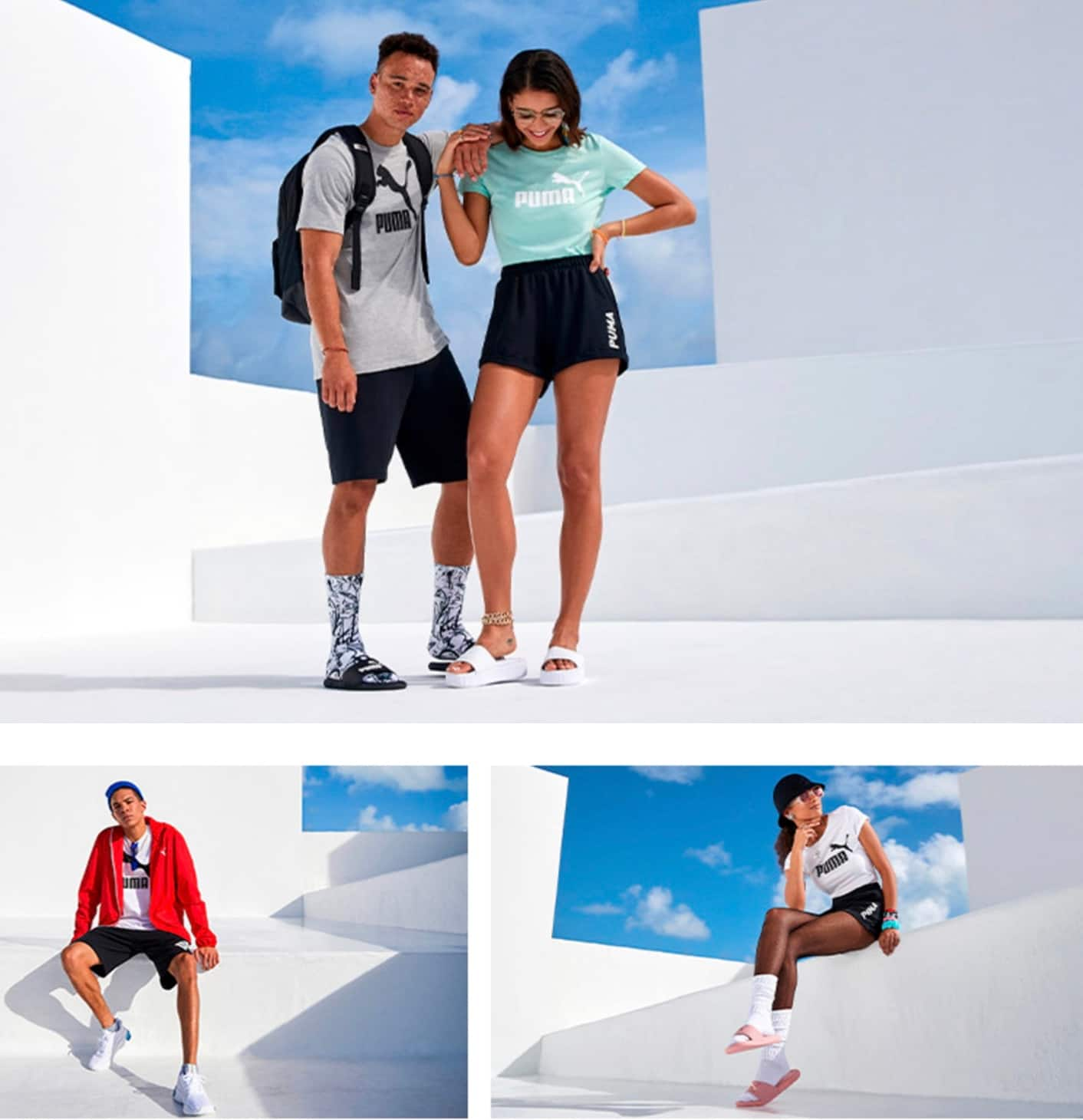 Puma Flash Sale - Get 30% Off Your Entire Order Use Code: WEEKEND30. May 22-25 Only