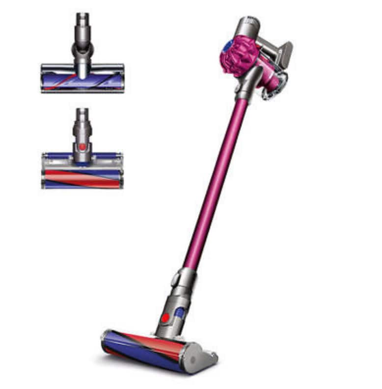 $175 refurbished Dyson V6 Absolute cord-free vacuum