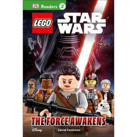 Lego Star Wars the Force Awakens Hardcover Book @ Walmart $6.34