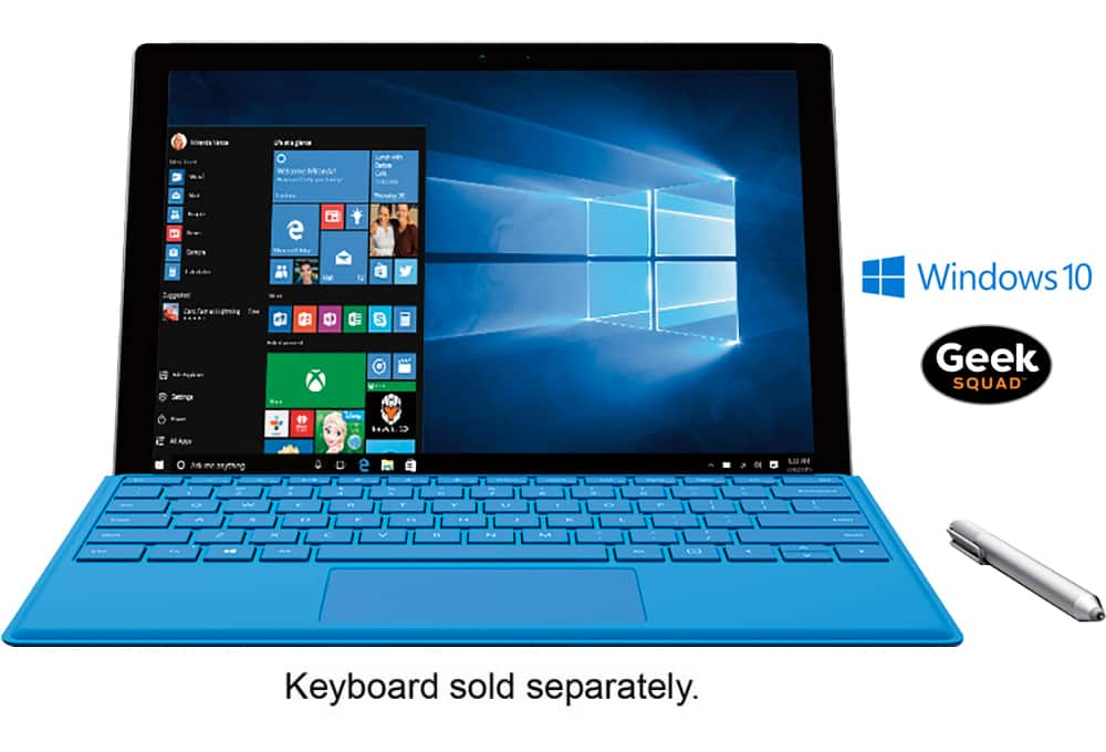 Bestbuy EDU Microsoft surface pro 4 i5 4gb ram (cheapest is $750 before tax, other model avail)