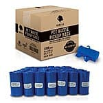 Gorilla Supply 1000 Dog Waste Poop Bags with Dispenser for $13.29 Free Ship with Prime