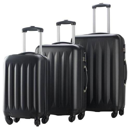 3-pc Hardside Luggage Spinners Set w/ Built-in Combination Lock (various colors) +$6.90 in Rakuten Super Points for $69 + FS @ Rakuten