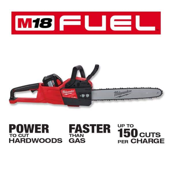 YMMV M18 Fuel Chainsaw and M18 quik lok String Trimmer