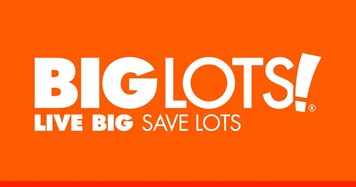 Big Lots New Years 20% Off Coupon Online or In Store
