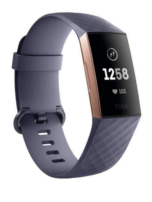 Fitbit Charge 3 Special Edition - Rose Gold - $74.97 plus tax