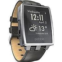 CowBoom Deal: Pebble Steel Smartwatch Stainless Pre-Owned on Cowboom for $54.99 + tax shipping
