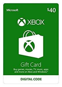 10% off Xbox Gift card digital codes is back