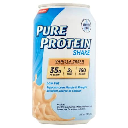Price mistake? 12 count Pure Protein Shake, 35 Grams of Protein, Vanilla Cream, 11 Oz $6.27