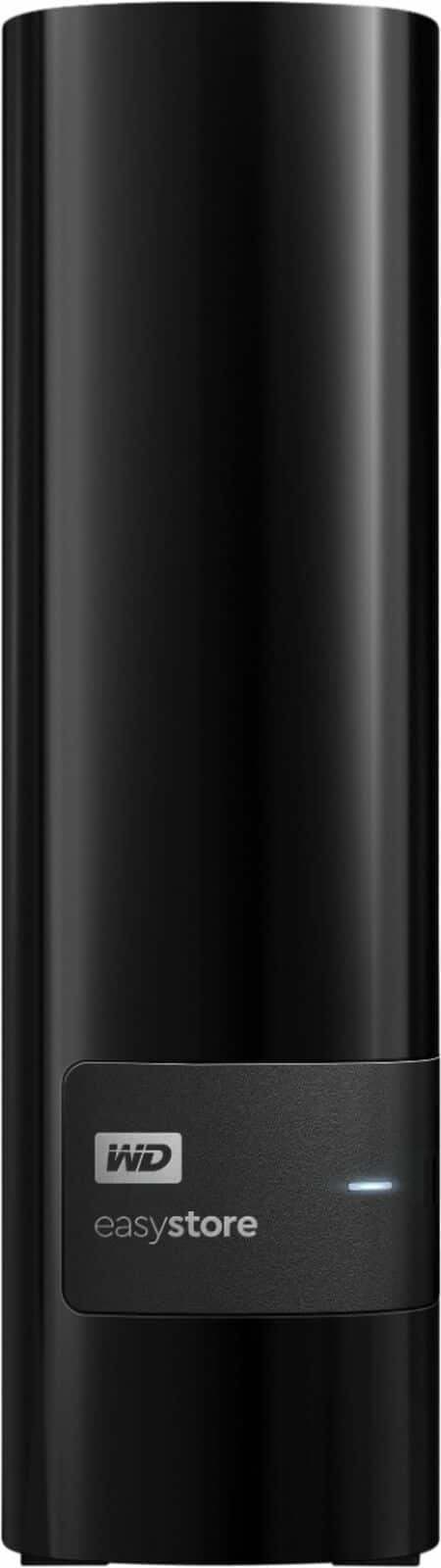 12TB Western Digital external hard drive $200 BestBuy via EBay