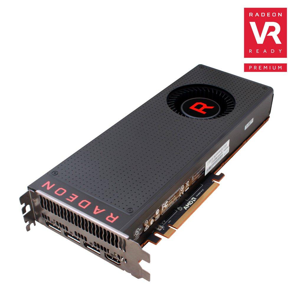 Sapphire Radeon RX Vega56 plus Wolfenstein II and Prey - $394