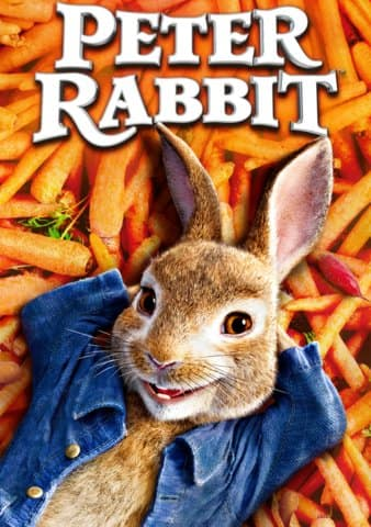 VUDU | 25% Off Peter Rabbit and Other Family Titles $10.99